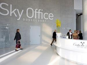 "Allianz Real Estate erwirbt Düsseldorfer ""Sky Office"""