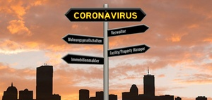 Coronavirus: Diese Maßnahmen trifft die Immobilienbranche