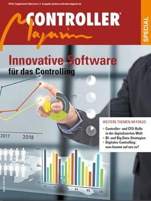 Controller Magazin Spezial BI-Software 2018