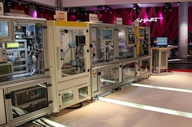 Smart Factory CHF Kaiserslautern 2014