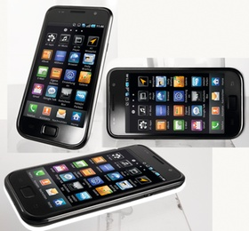 Smartphone, Mobiltelefon