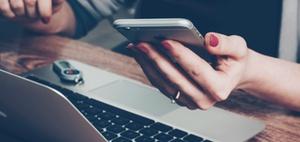 Digitalisierung: Viele Deutsche sind immer online