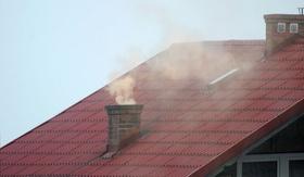 Smog Kamin Haus