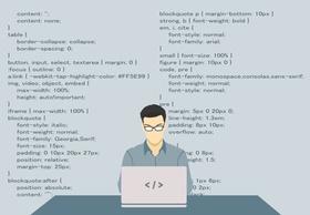 Nerd Informatiker Programmierer