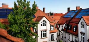 Solarthermie für Mehrfamilienhäuser