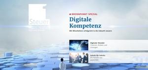 """E-Magazin """"Steuer 1"""""""