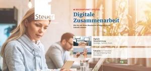 Kostenlose Sonderausgabe Steuer 1 zur digitalen Zusammenarbeit
