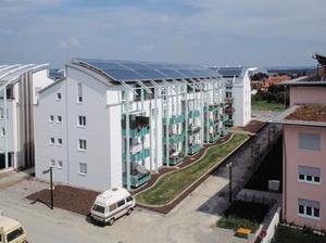 Deutsche Wohnportfolios ziehen institutionelle Investoren an