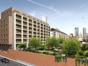Land gibt 5,6 Millionen Euro für Sozialwohnungen in Frankfurt