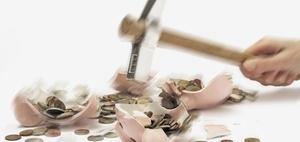 Unterhalt: Zur Verwertung eigenen Vermögens