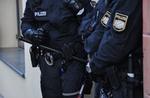 Neue Uniform der bayerischen Polizei, Bayern, Deutschland