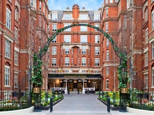 St. Ermins Hotel in London steht zum Verkauf