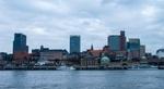 St. Pauli Hamburg Ansicht von den Landungsbrücken
