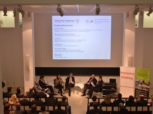 Soziale Stadt: Diskussion über Zukunft des Programms