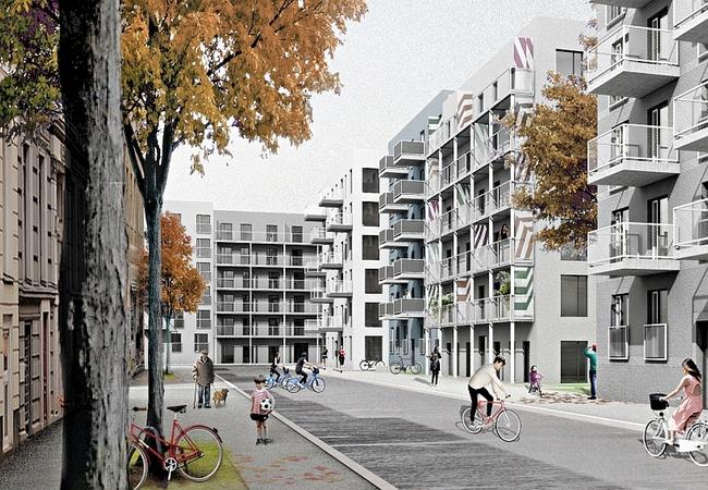 pilotprojekt stadt und land typenhaus in der testphase immobilien haufe. Black Bedroom Furniture Sets. Home Design Ideas