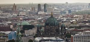 Büromarkt: Berlin muss in die Höhe wachsen