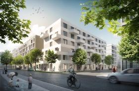 Stadthafenquartier-Berlin