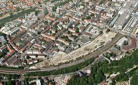 Stadtuqartier Südstadtbogen Neu-Ulm