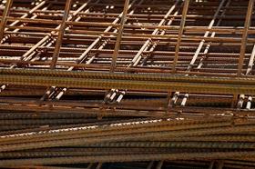 Stahlnetze für Beton Wohnungsbau