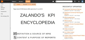 KPI-Wiki: Kennzahlenlandschaft harmonisieren