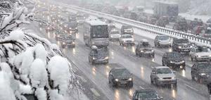 Verkehrssicherungspflicht: Glatteis außerhalb von Ortschaften