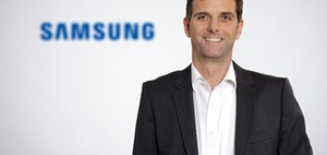 Neuer Director Human Resources bei Samsung