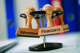 Stempel Umsatzsteuer Finanzamt