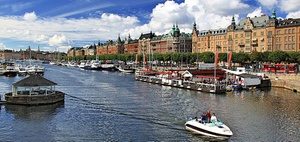 Shopping-Center: Stockholm Investment-Hotspot in Europa