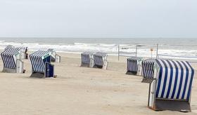 Strandkörbe Norderney