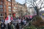 Streik im öffentlichen Dienst in Hamburg