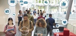 Shopping-Center: Nachholbedarf in der digitalen Ansprache