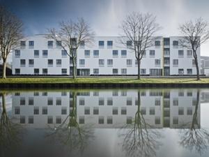 Leichtbau-Fertigbäder im Studentenwohnheim: Gesteigerte Effizienz