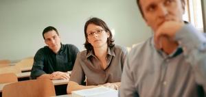 Einheitliche Erstausbildung bei Bachelor- und Masterstudium