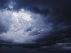 Unwetter: Trotz Sturmschäden arbeiten gehen