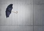 Sturm Regenschirm