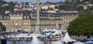Ballunsgraumzulage für Großstädte in Baden-Württemberg