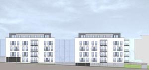 Projekt: Südewo errichtet Ensemble mit 73 Mietwohnungen in Ulm