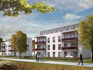 Projekt: 14 Neubauwohnungen in Wolfsburg