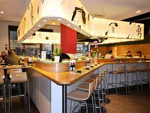 Sushi Circle eröffnet im Leipziger Katharinum