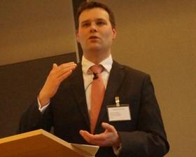 Sven Erdmann, Senior Vice President Data Management Finance