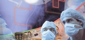 Gesetzesänderung:  korrupten Ärzten droht künftig Freiheitsstrafe