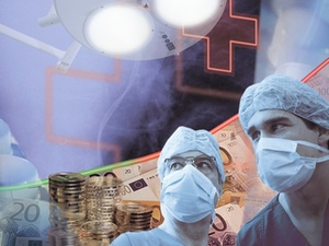 Krankenhaus: Klinikärzte bekommen 2,6 Prozent mehr Geld