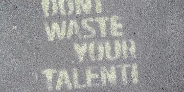 Talent Management Dont waste your talent