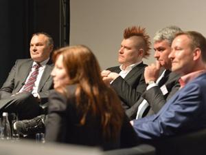 Talent Management Gipfel 2014: Debatte Führungsmodelle