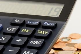 Taschenrechner Cent Tax