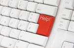 Tastatur mit Help-Taste