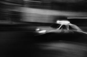Taxi nachts