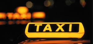 Ermäßigter Steuersatz bei Taxifahrten