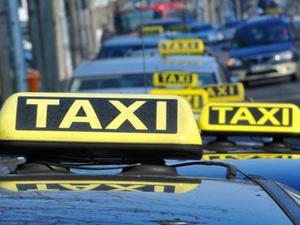 Taxen und Mietwagen mit Fahrergestellung