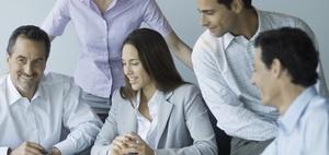 Welche berufliche Zweckgemeinschaften effektiv?